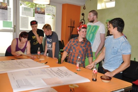 Beteiligungs-Werkstätten zur Aktualisierung des Leitbilds 2009 der Gemeinde Murg