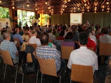 Informations-Veranstaltung Windenergienutzung, 09.07.15