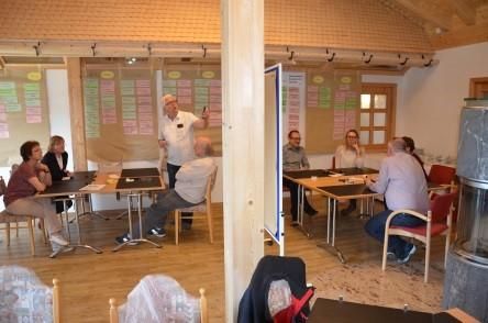 Klausurtagung des Gemeinderats Eimeldingen