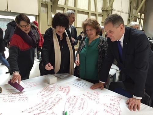 Kommunaler Flüchtlingsdialog Eimeldingen